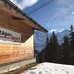 Stäger Sport Mürren - your sportshop to be