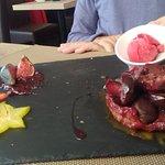 tarte aux figues façon tatin