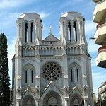 Basilique Notre-Dame de Nice Foto