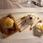 Dessert- Tarte aux pommes