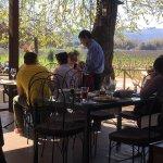 Foto de Rayuela Wine & Grill at Vina Viu Manent