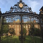 Famous Gate at Brown