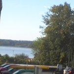 Blick aus Zimmer 2 auf den Müritzsee