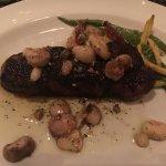 Steak at the CUT