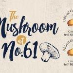 The Mushroom at No 61 Cafe
