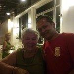 Mum with Julfi