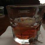 Classic Sazarac cocktail