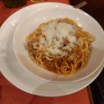 Chris's Spaghetti