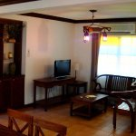Inside our villa at Club Balai Isabel