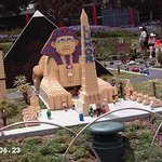 Luxor in Legoland - Carlsbad, California