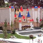 Excalibur in Legoland - Carlsbad, California
