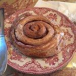 cinnamon roll pastry