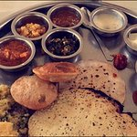 The grand unlimited thali