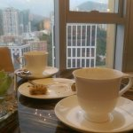 Afternoon Tea 31 floor included also evening drinks