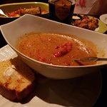 Crawfish Bisque (amazing)