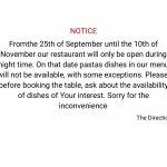 Notice (aviso en inglés)
