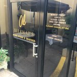 Entrance to Al Biernat's
