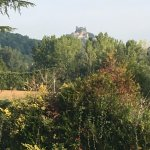 Château de Turenne (au téléobjectif)