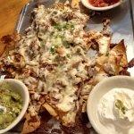 Brisket nachos 😍😍😍😍