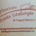 Photo of Agriturismo Monte Istulargiu