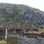 Harpers Ferry only 2 minutes away from hotel