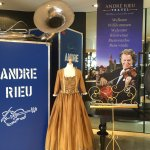 The hotel was full of André Rieu memorabilia