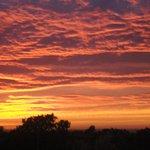 Cloudy Sunset Ardbrae
