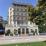 Foto de Best Western Hotel Bellevue Au Lac