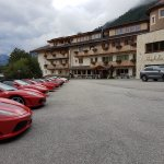 Hotel Les Alpes Bild