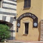 Lord Nelson Pub in Porto Cervo Marina