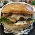Pieczar burger