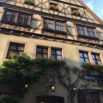 Hotel Reichsküchenmeister, das Herz von Rothenburg Foto