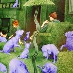 """""""The Green House"""", Sandy Skoglund"""