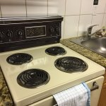 The very old cooker