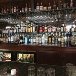 Full Bar, just not a lot of Moonshine