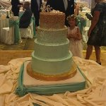 Example wedding cake