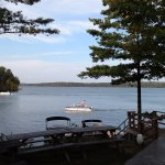 Prop's Bar & Grill -Long Lake - Sarona WI - Million $ View