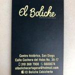 Photo of El Boliche Cebicheria