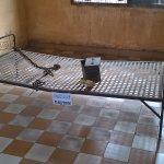 A bed but not used for sleeping on. visit find out more