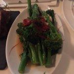 Sautéed Broccolini: garlic, chili, roasted tomato, pecorino