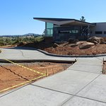 New tasting room will open late October 2017