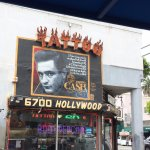 Tattoo Parlor in Hollywood
