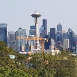 Kerry Park view of the Space Needle