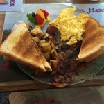 Fisherman's Delight Breakfast platter