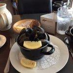 Killary mussels...DEE-LISH