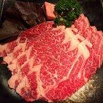 Shabu-shabu style BBQ