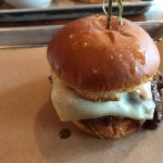 Le Chic Burger (Beef Burger with Gruyere Cheese)