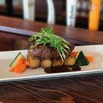 Our flat iron steak