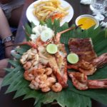 Pantai Restaurant Foto