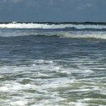 Beach at Daytona Beach Foto